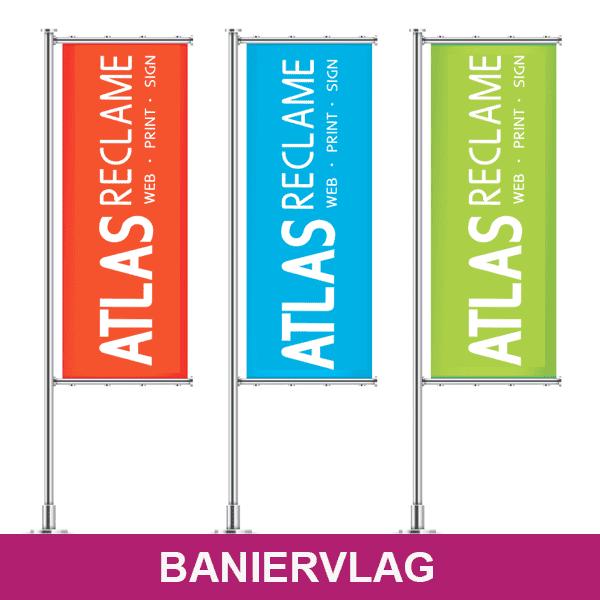 Atlasreclame baniervlaggen