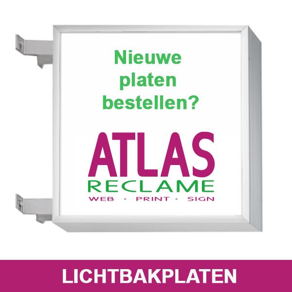 Atlas Lichtbakplaten
