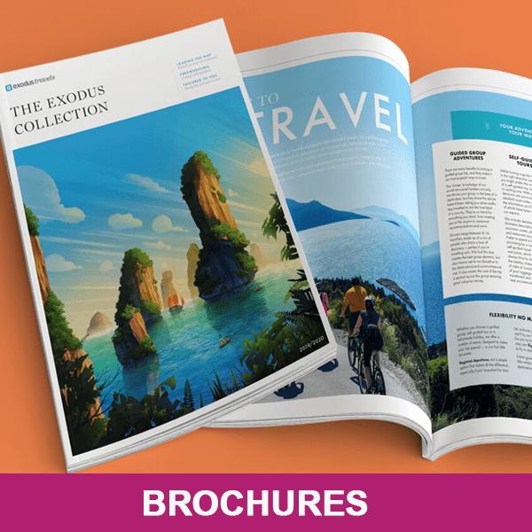 Atlasreclame brochures
