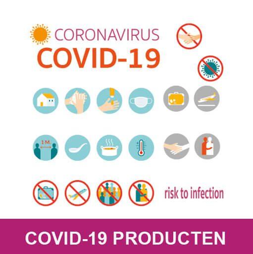 Covid-19 producten